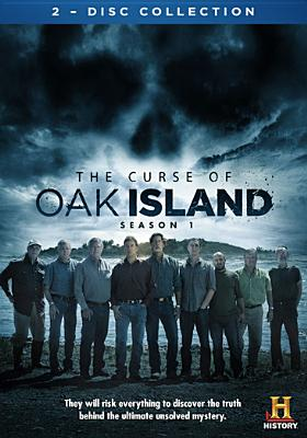 CURSE OF OAK ISLAND (DVD)