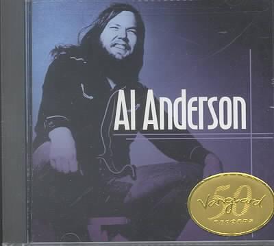 AL ANDERSON BY ANDERSON,AL (CD)
